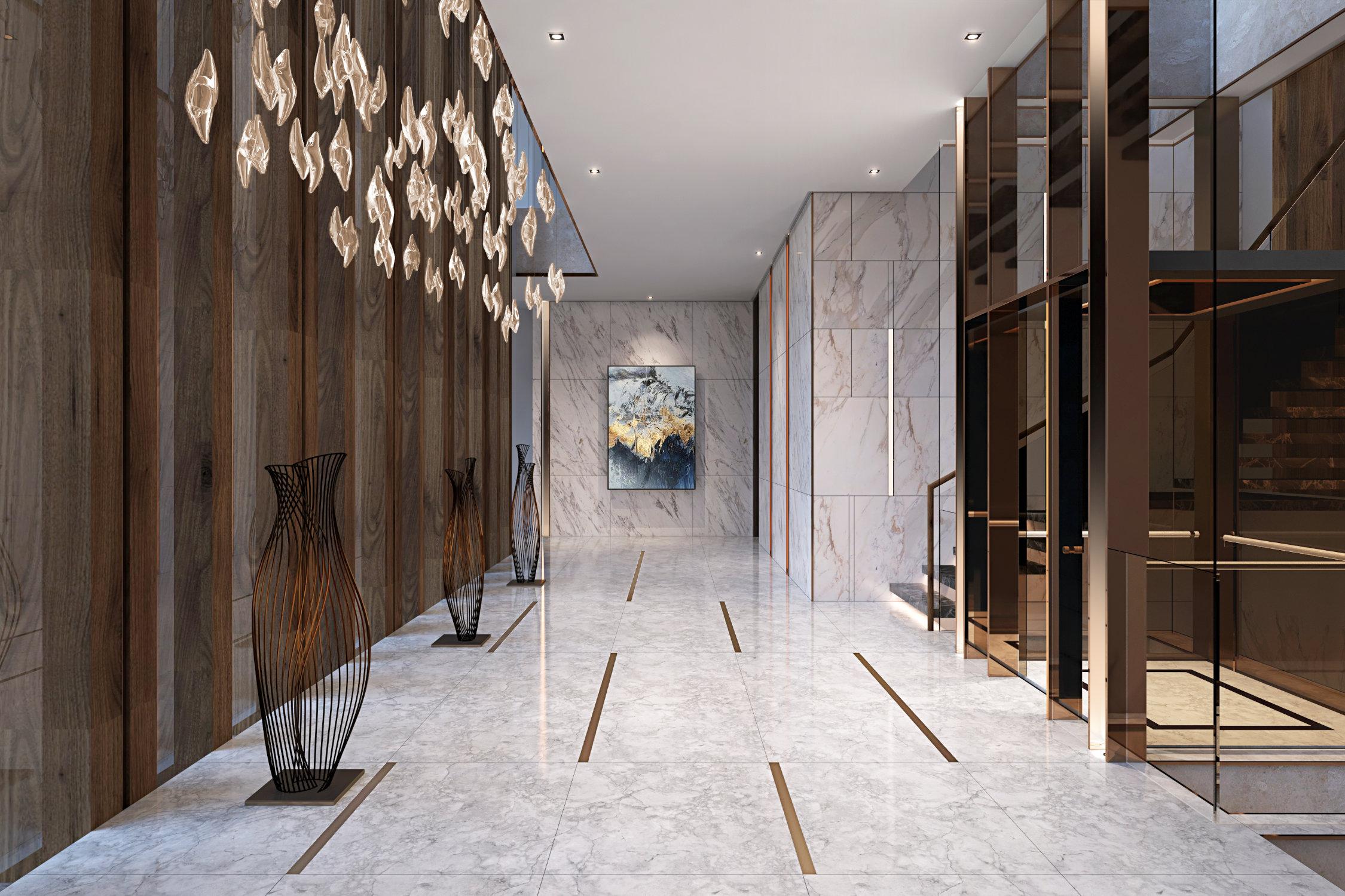 The Lift Lobby
