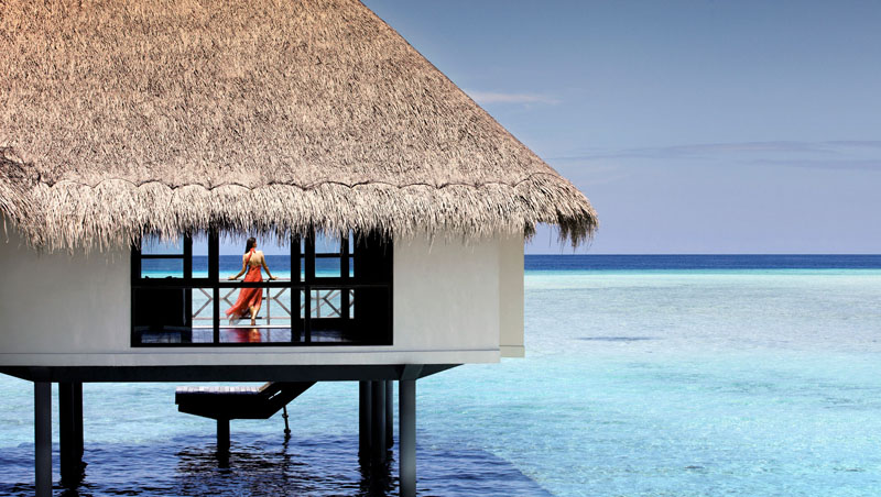 Four Seasons, Kuda Huraa, Maldives