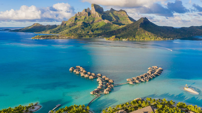 Four Seasons, Bora Bora
